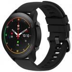 SmartWatch Xiaomi Mi Watch, 1.39 inch, Curea Silicon, Black