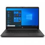 Laptop HP 240 G8, Intel Core i3-1005G1, 14inch, RAM 4GB, SSD 128GB, Intel UHD Graphics, Windows 10, Dark Ash