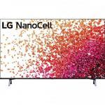 Televizor LED LG Smart 43NANO753PR Seria NANO753PR, 43inch, Ultra HD, Black