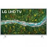 Televizor LED LG Smart 43UP76903LE, Seria UP76903LE, 43inch, Ultra HD 4K, White