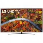 Televizor LED LG Smart 43UP81003LR, Seria UP81003LR, 43inch, Ultra HD 4K, Black