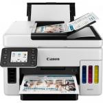 Multifunctional Inkjet Color CANON Maxify GX6050