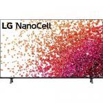 Televizor LED LG Smart 50NANO753PA Seria NANO753PA, 50inch, Ultra HD 4K, Black