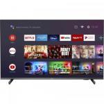 Televizor LED Philips Smart Android 50PUS7906/12 Seria PUS7906/12, 50inch, UHD, Grey