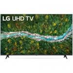 Televizor LED LG Smart 50UP76703LB Seria UP76703LB, 50inch, Ultra HD, Black