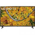 Televizor LED LG Smart 55UP75003LF, Seria UP75003LF, 55inch, Ultra HD 4K, Grey