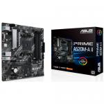 Placa de baza ASUS PRIME A520M-A II, AMD A520, socket AM4, mATX