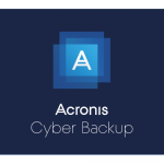 Acronis Cyber Backup Standard Workstation Subscription License, 1 Year