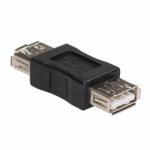Adaptor Akyga USB-A Female - USB-A Female