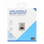 Adaptor Bluetooth TnB ADABT4, USB 2.0, Black