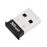 Adaptor Bluetooth Trust 18187, USB, Black