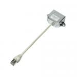 Adaptor Logilink, 1 x RJ45 - 2 x RJ45