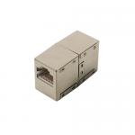 Adaptor LogiLink NP0031, RJ45-RJ45, Metallic