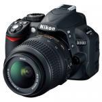 Aparat foto DSLR Nikon D3100 cu obiectiv 18-55 VR