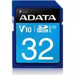 Memory Card SDHC A-data Premier 32GB, Class 10, UHS-I U1, V10