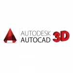 AutoCAD 3D Commercial New Single-user ELD Annual Subscription – abonament anual