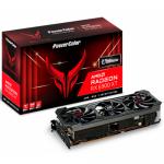 Placa video PowerColor AMD Radeon RX 6900 XT Ultimate Red Devil 16GB, GDDR6, 256bit
