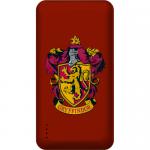 Baterie portabila Emtec U800 Harry Potter, 10000mAh, 1x USB, 1x USB-C, Red