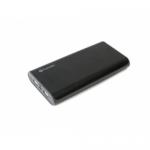 Baterie Portabila Omega Platinet, 13000 mAh, 2x USB, Black-Gray