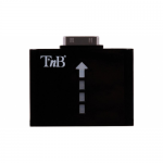 Baterie portabila TnB CHIPH04, 1000mAh, 1x Apple30pin, Black