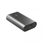 Baterie Portabila Trust Luco Metal, 5000mAh, 1x USB, Black