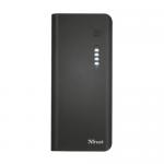 Baterie portabila Trust Primo, 13.000mAh, 2x USB, Black-Grey