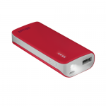 Baterie portabila Trust Primo, 4400mAh, 1x USB, Red