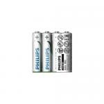 Baterii Philips LongLife, 4x AAA, Foil