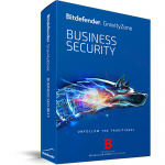 Bitdefender GravityZone Business Security 25 - 49 nods/1 an Licenta Noua Electronic