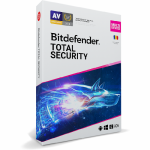 Bitdefender Total Security Multi-Device 2020, 3users/1 year, Base retail