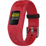 Bratara fitness Garmin Vivofit Jr. 2 Star Wars Dark Side, Red