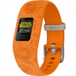 Bratara fitness Garmin Vivofit Jr. 2 Star Wars Light Side, Orange