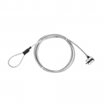 Cablu Anti-Furt Natec Lobster pentru laptop, Silver