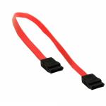 Cablu ART, SATA-III - SATA-III, 1m, Red
