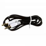 Cablu audio Serioux, 3.5mm Jack - 3.5mm Jack, 1m, Diverse culori, Bulk