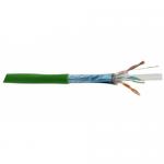 Cablu FTP 3M VOL-6FL4-500, Cat.6, LSOH, Green, 500m