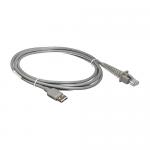 Cablu USB Datalogic 90A051945, 1.8m, Grey