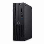 Calculator DELL OptiPlex 3060 SFF, Intel Core i3-8100, RAM 8GB, SSD 256GB, Intel UHD Graphics 630, Linux
