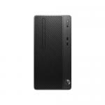 Calculator HP 290 G2 MT, Intel Core I3-8100, RAM 4GB, HDD 500GB, Intel UHD Graphics 630, FreeDos + Monitor V214a, 20.7inch, Black