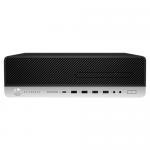 Calculator HP EliteDesk 800 G5 Mini, Intel Core i5-9500, RAM 8GB, SSD 256GB, Intel UHD Graphics 630, Windows 10 Pro