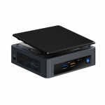 Calculator Intel (NUC) Next Unit of Computing NUC8i5BEK2, Intel Core i5-8259U, No RAM, No HDD, Intel Iris Plus 655, No OS