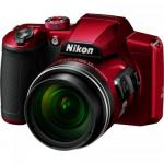 Camera foto Bridge Nikon COOLPIX B600, 16 MP, Red