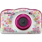 Camera Foto Nikon COOLPIX W150, 13.2MP, Multicolor + Rucsac