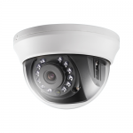 Camera HD Dome Hikvision DS-2CE56D0T-IRMMF, 2MP, Lentila 2.8mm, IR 20m