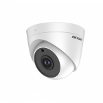 Camera HD Dome Hikvision DS-2CE56H0T-ITPF, 5MP, Lentila 2.4mm, IR 20m