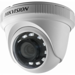 Camera HD Turret Hikvision Turbo DS-2CE56D0T-IRPF2C, 2MP, Lentila 2.8mm, IR 20m