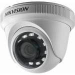 Camera HD Turret Hikvision Turbo DS-2CE56D0T-IRPF2C, 2MP, Lentila 2.8mm, IR 20m