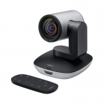 Camera videoconferinta Logitech  PTZ Pro 2, Full HD, Black-Grey