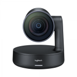 Camera videoconferinta Logitech Rally ConferenceCam Ultra-HD, Black