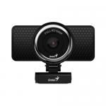 Camera WEB Genius ECam 8000, 2MP, Black